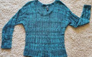 Tillys open weave sweater